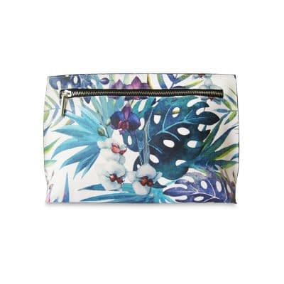 Jungle Zip Clutch